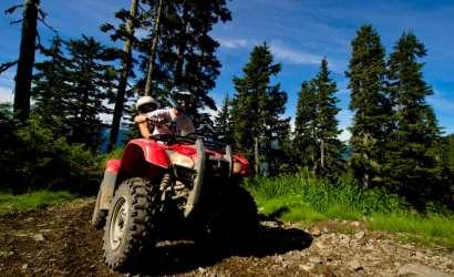 Things to do in Whistler | ATV Whistler | Whistler Shuttle Vancouver Airport to Whistler